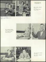 1955 Alexis I. DuPont High School Yearbook Page 10 & 11