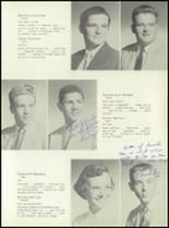 1955 Alexis I. DuPont High School Yearbook Page 14 & 15