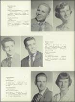 1955 Alexis I. DuPont High School Yearbook Page 16 & 17