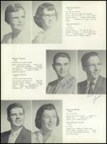 1955 Alexis I. DuPont High School Yearbook Page 18 & 19