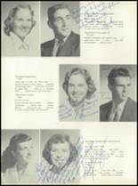 1955 Alexis I. DuPont High School Yearbook Page 22 & 23