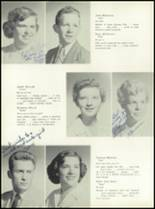1955 Alexis I. DuPont High School Yearbook Page 24 & 25