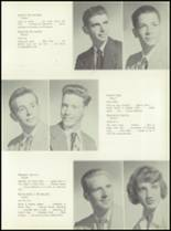 1955 Alexis I. DuPont High School Yearbook Page 26 & 27