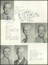 1955 Alexis I. DuPont High School Yearbook Page 28 & 29