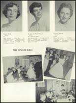1955 Alexis I. DuPont High School Yearbook Page 30 & 31