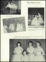 1955 Alexis I. DuPont High School Yearbook Page 32 & 33