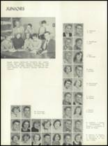 1955 Alexis I. DuPont High School Yearbook Page 34 & 35