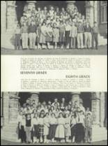 1955 Alexis I. DuPont High School Yearbook Page 40 & 41