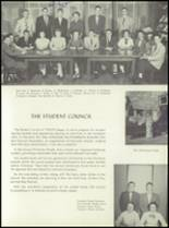 1955 Alexis I. DuPont High School Yearbook Page 42 & 43