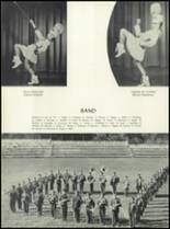 1955 Alexis I. DuPont High School Yearbook Page 44 & 45