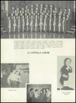 1955 Alexis I. DuPont High School Yearbook Page 46 & 47