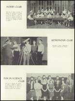 1955 Alexis I. DuPont High School Yearbook Page 48 & 49