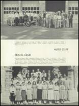 1955 Alexis I. DuPont High School Yearbook Page 50 & 51