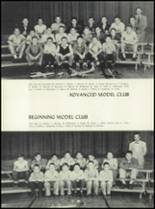 1955 Alexis I. DuPont High School Yearbook Page 52 & 53