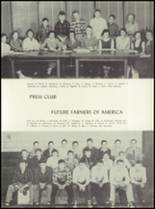 1955 Alexis I. DuPont High School Yearbook Page 54 & 55