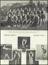1955 Alexis I. DuPont High School Yearbook Page 62 & 63