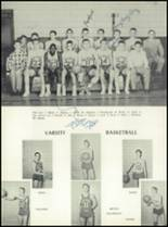 1955 Alexis I. DuPont High School Yearbook Page 64 & 65