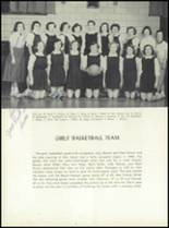 1955 Alexis I. DuPont High School Yearbook Page 66 & 67