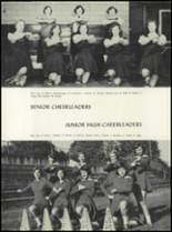 1955 Alexis I. DuPont High School Yearbook Page 70 & 71