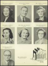 1952 South Kingstown High School Yearbook Page 12 & 13