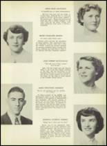 1952 South Kingstown High School Yearbook Page 26 & 27