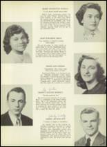 1952 South Kingstown High School Yearbook Page 28 & 29