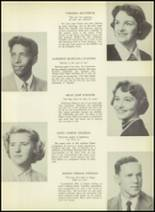1952 South Kingstown High School Yearbook Page 30 & 31