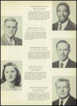 1952 South Kingstown High School Yearbook Page 32 & 33