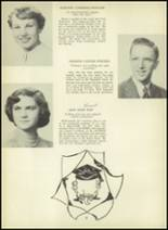 1952 South Kingstown High School Yearbook Page 34 & 35