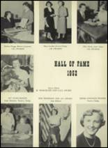 1952 South Kingstown High School Yearbook Page 38 & 39
