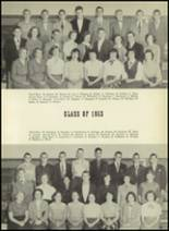 1952 South Kingstown High School Yearbook Page 42 & 43