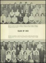 1952 South Kingstown High School Yearbook Page 44 & 45