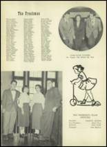 1952 South Kingstown High School Yearbook Page 48 & 49