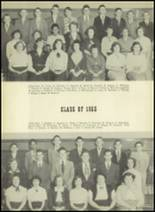 1952 South Kingstown High School Yearbook Page 50 & 51