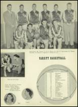 1952 South Kingstown High School Yearbook Page 54 & 55