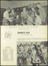 1952 South Kingstown High School Yearbook Page 66 & 67