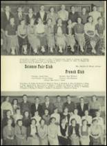 1952 South Kingstown High School Yearbook Page 68 & 69