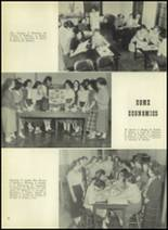 1952 South Kingstown High School Yearbook Page 72 & 73