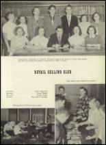 1952 South Kingstown High School Yearbook Page 74 & 75