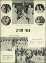 1952 South Kingstown High School Yearbook Page 76 & 77