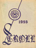 1956 Yearbook Washington High School