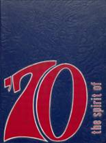 1970 Yearbook Patrick Henry High School