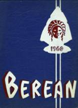 1960 Yearbook Berea High School