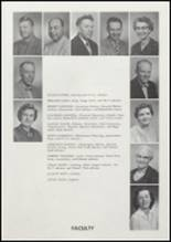 1959 Arlington High School Yearbook Page 10 & 11