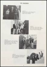 1959 Arlington High School Yearbook Page 26 & 27