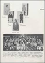 1959 Arlington High School Yearbook Page 36 & 37