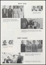 1959 Arlington High School Yearbook Page 44 & 45