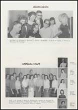 1959 Arlington High School Yearbook Page 54 & 55