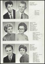 1962 Maddock High School Yearbook Page 14 & 15