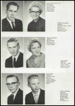 1962 Maddock High School Yearbook Page 16 & 17
